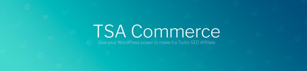 TSA Commerce: Plugin WordPress